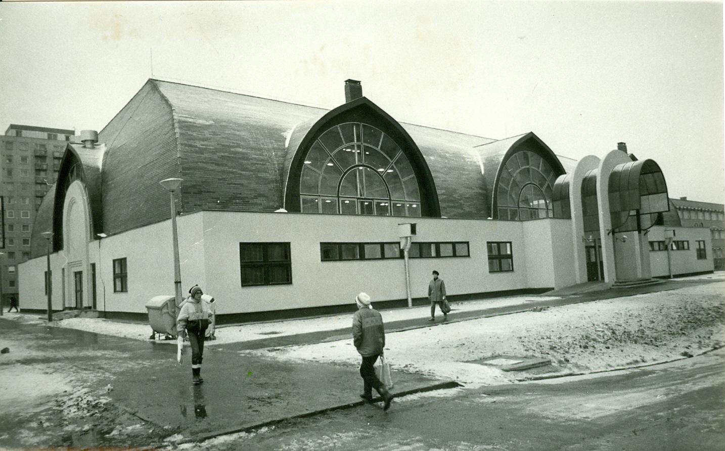 Széchenyi körúti sportcsarnok
