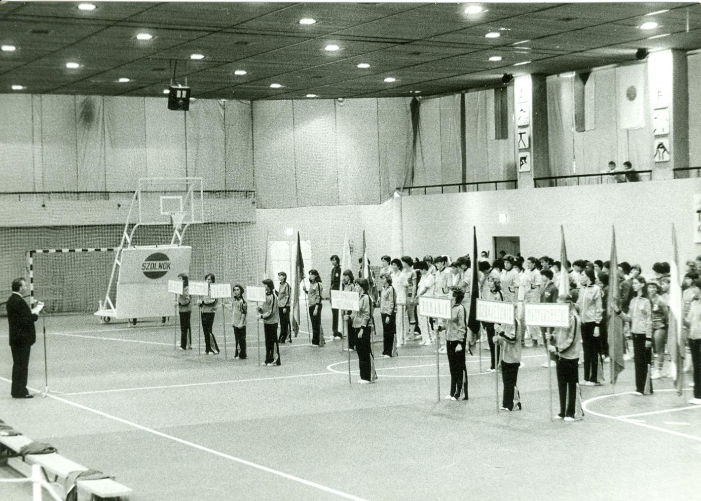 Tisza Kupa 1978