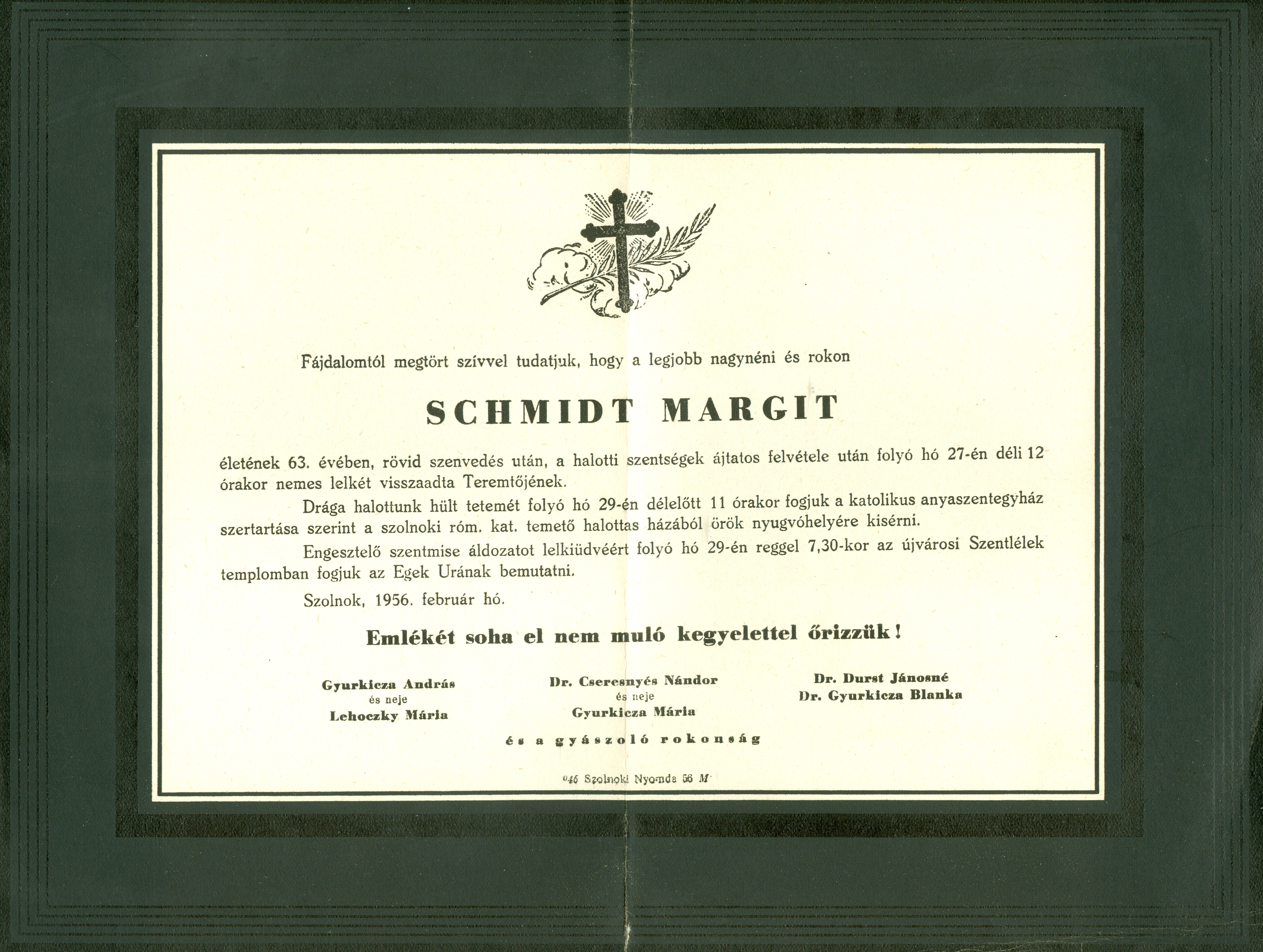 Schmidt Margit