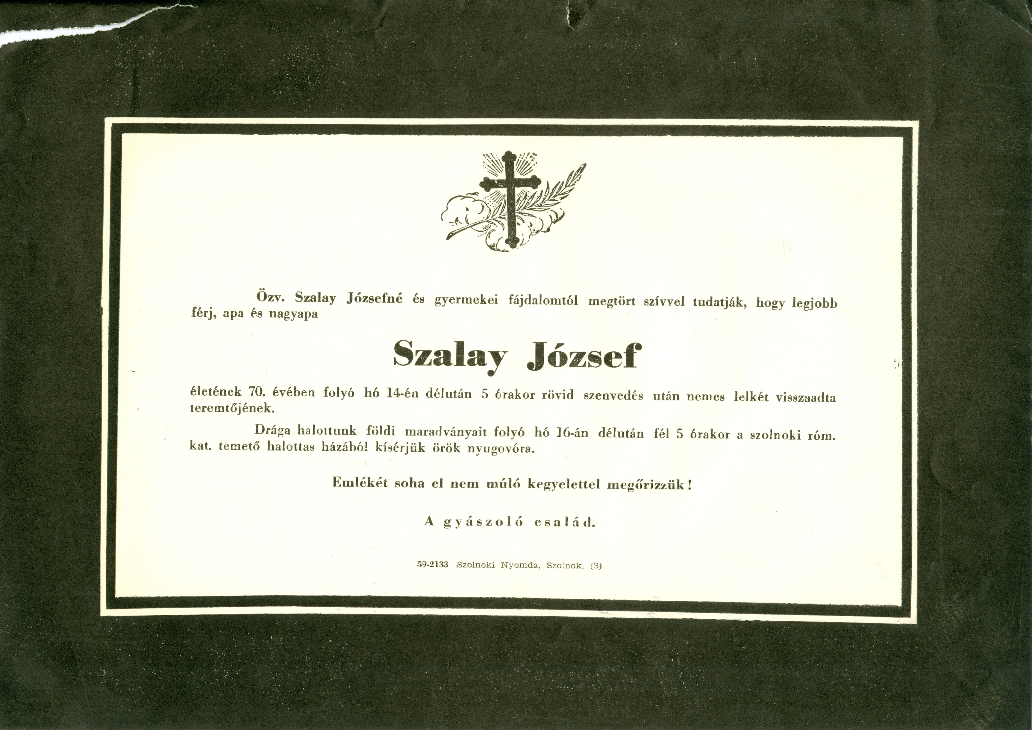 Szalay József