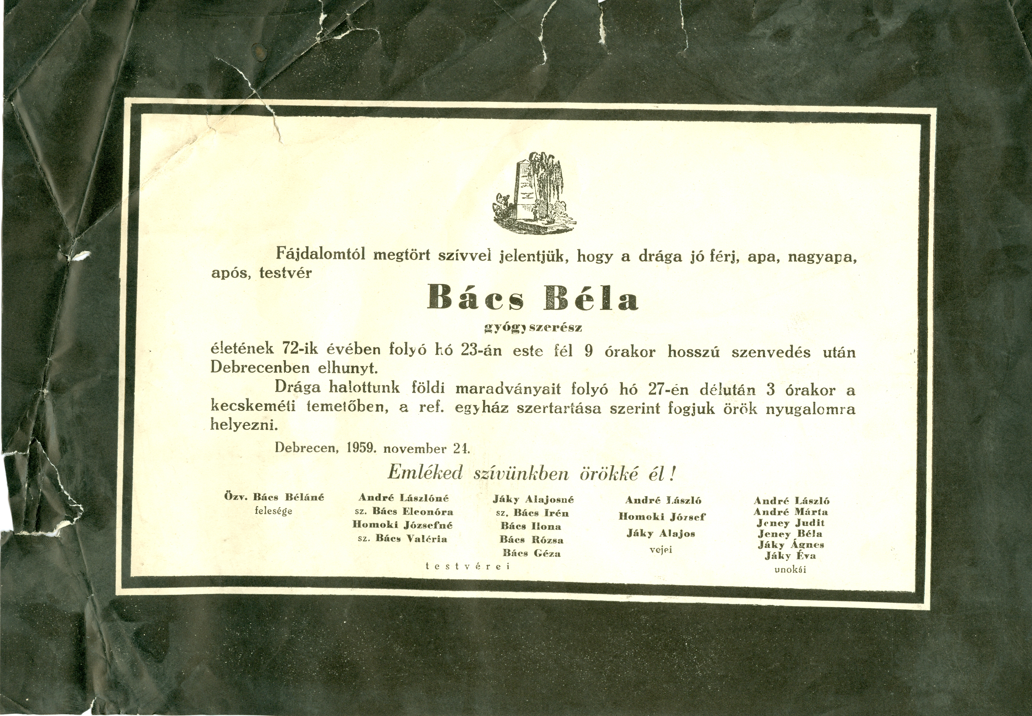 Bács Béla