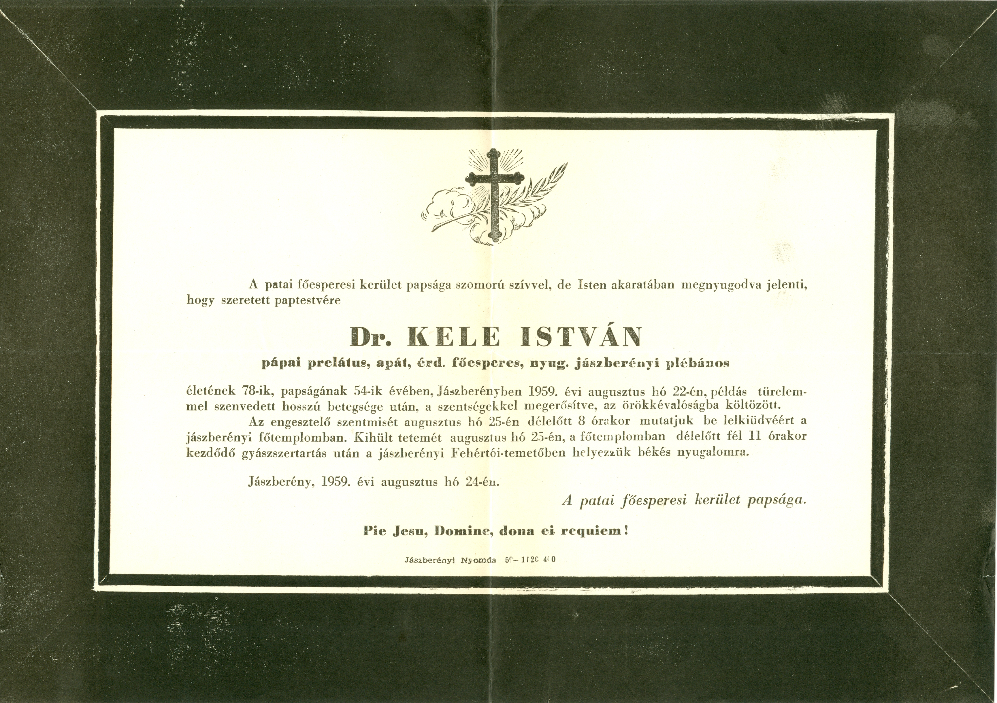 Kele István