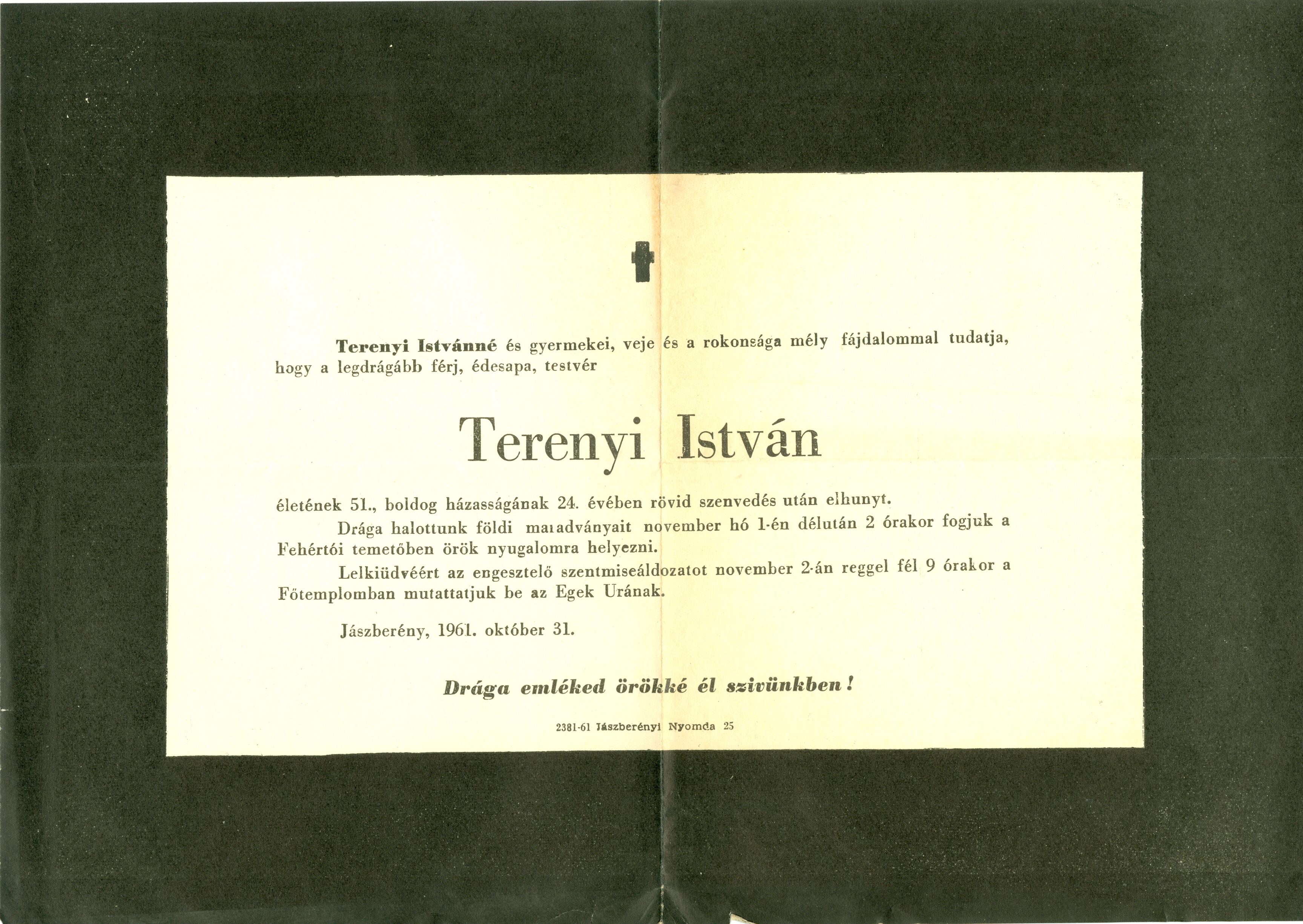 Terenyi István