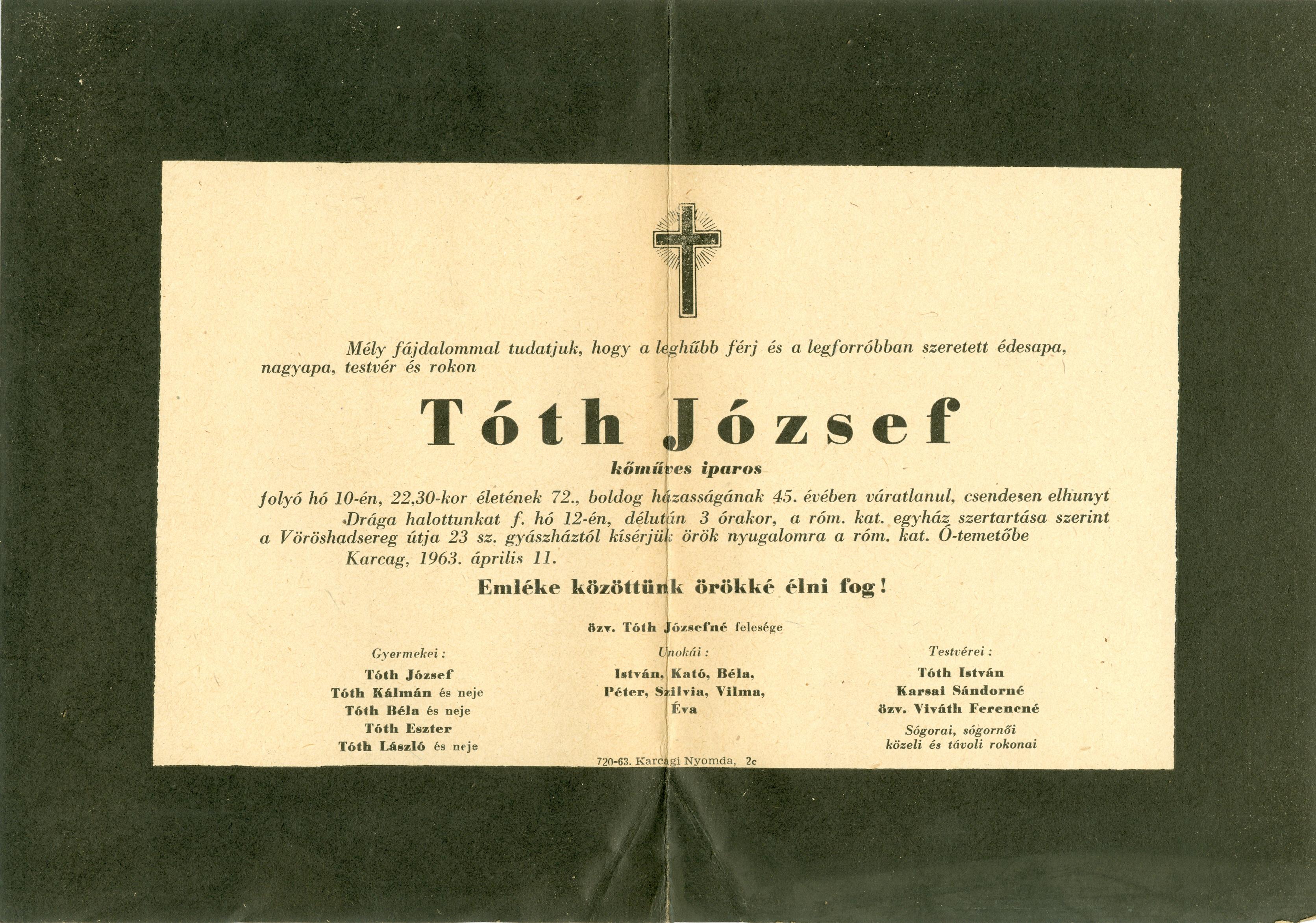 Tóth József