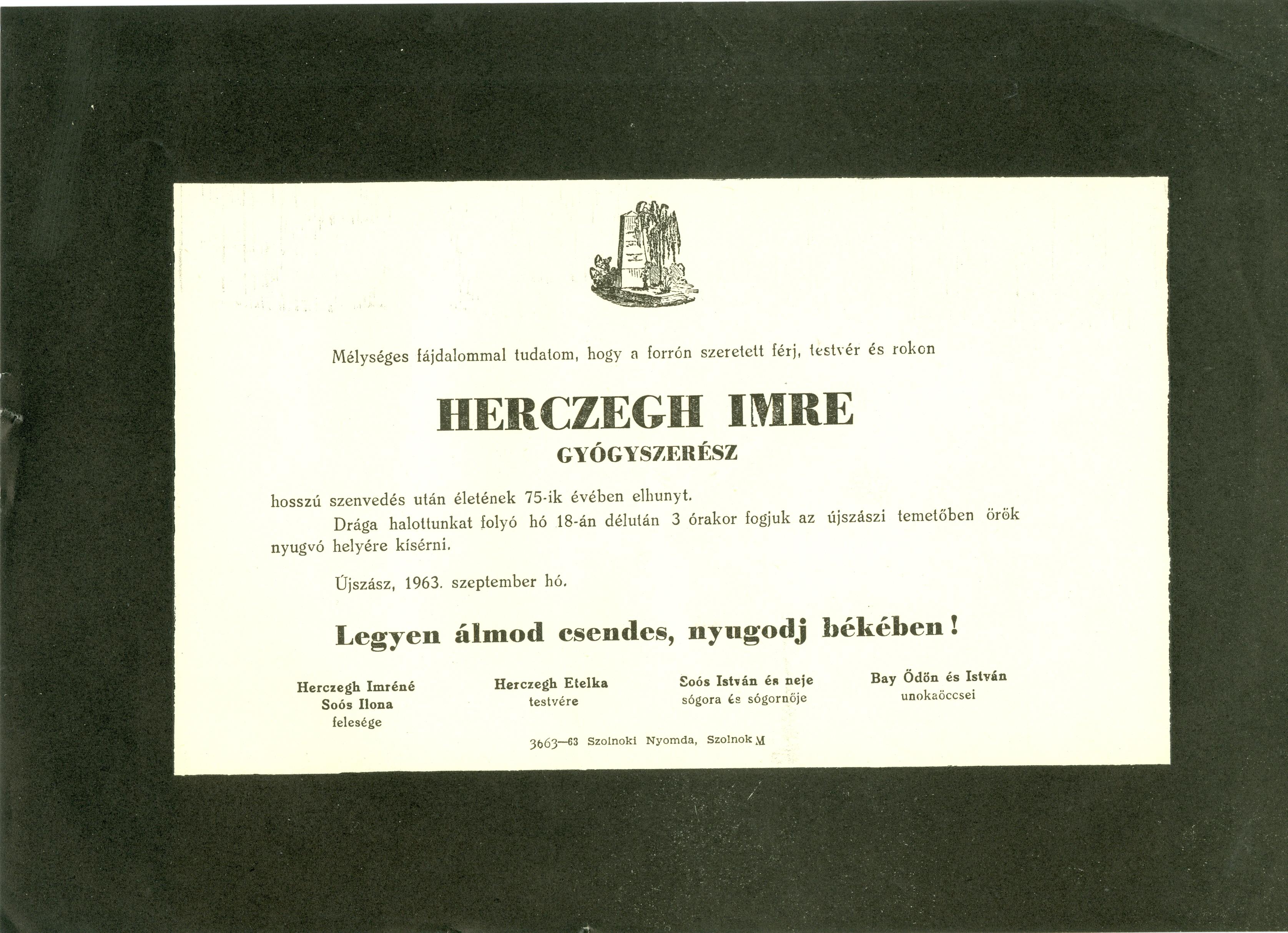 Herczeg Imre