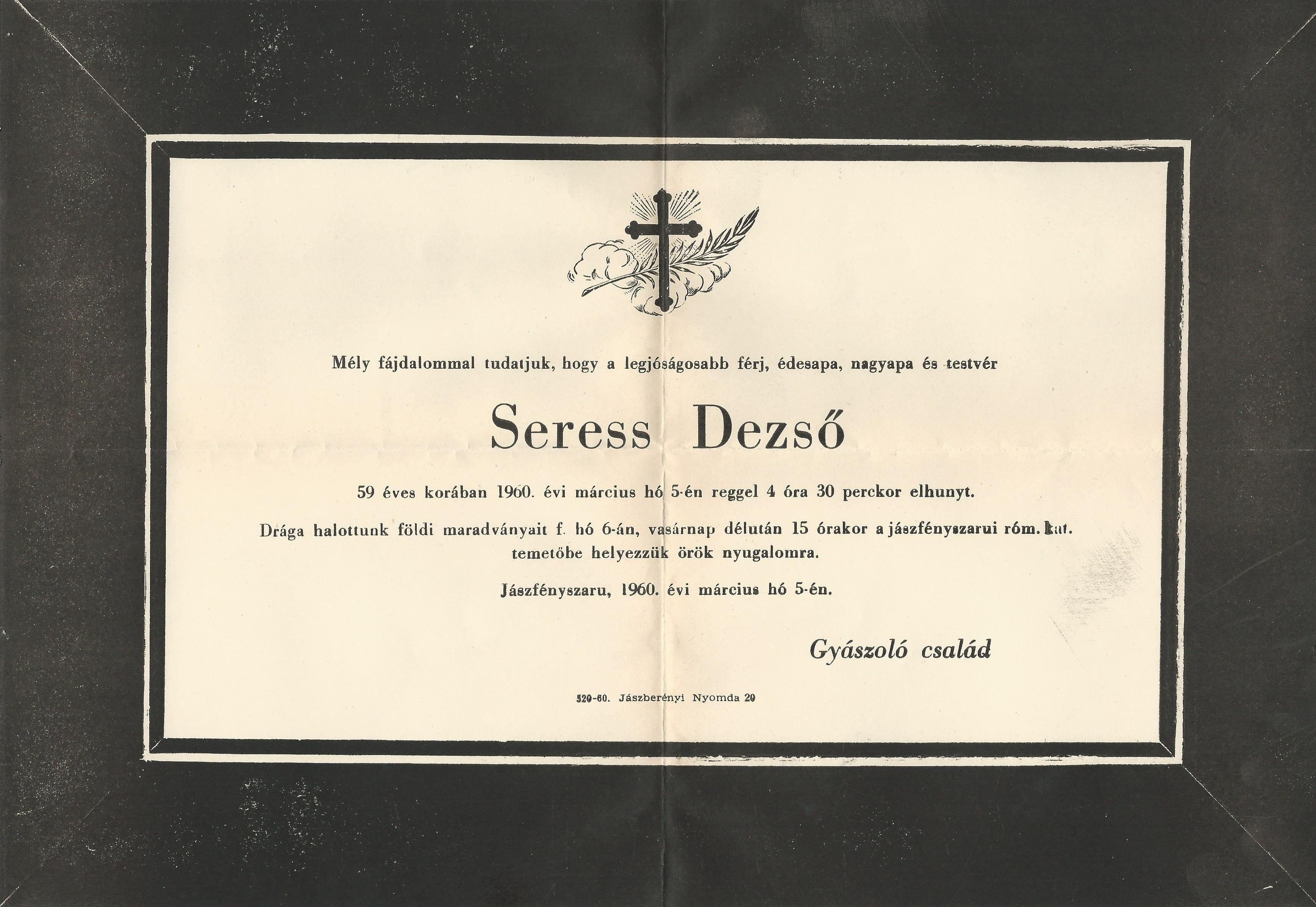 Seress Dezső