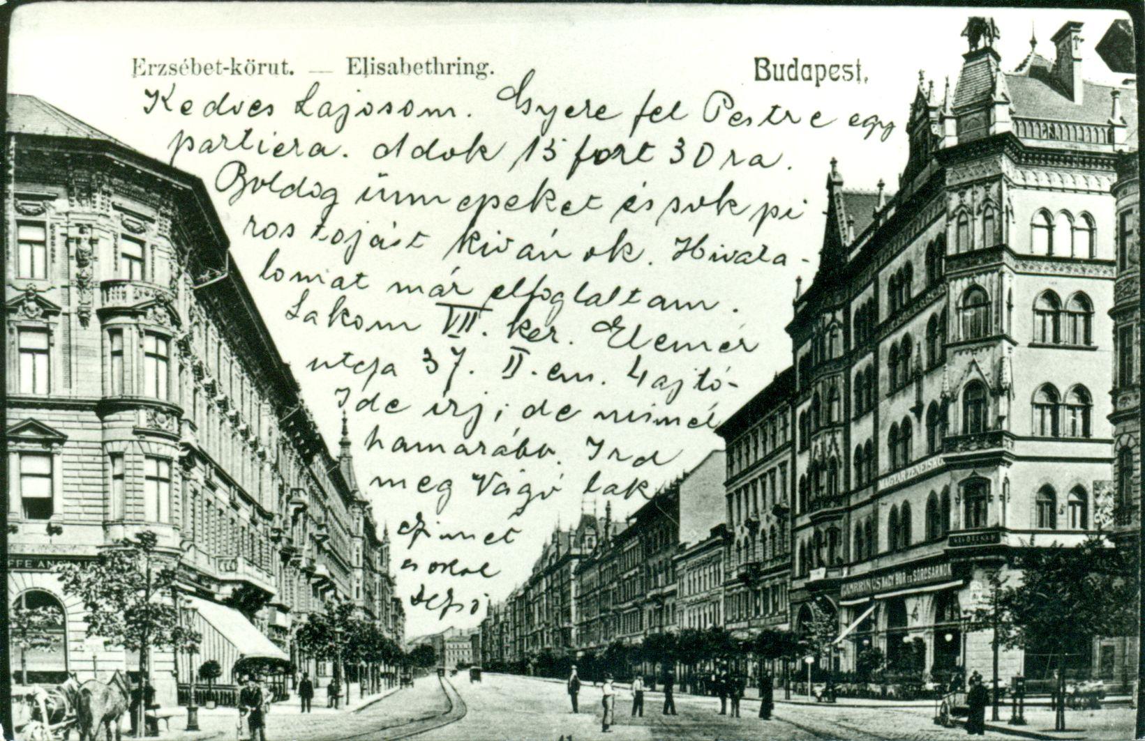 A képen épület, régi, fénykép, vintázs látható  Automatikusan generált leírás