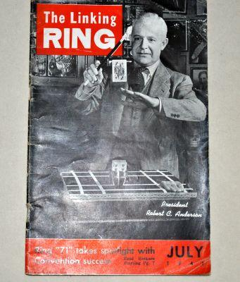 The Linking Ring July 1941