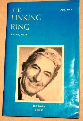 The Linking Ring - Vol. 64