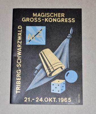 Magischer Gross - Kongress