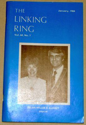 The Linking Ring (Magazine) January, 1984. Vol. 64. No. 1.