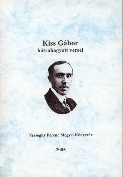 Kiss Gábor