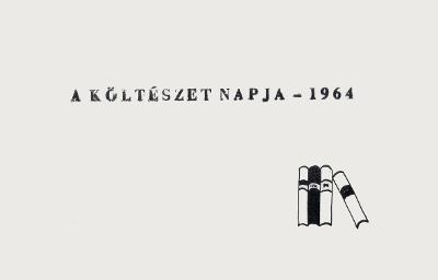 A költészet napja 1964