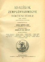 adalékok_zemplén_vm_tortenetehez_XXIII_kotet