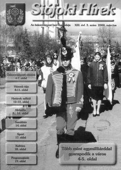 Siófoki Hírek, XIII. évf. 3. szám 2000. március