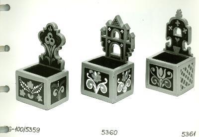 Fali fűszertartó dobozok