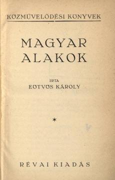 Magyar Alakok