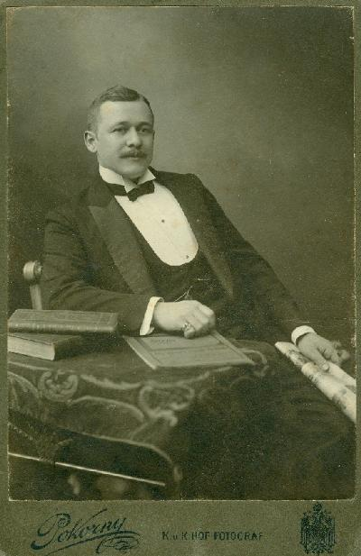 Haubentaller Zsigmond