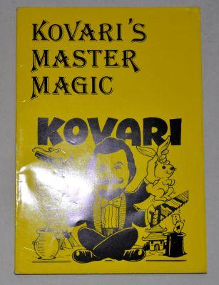 Kovari's Master Magic