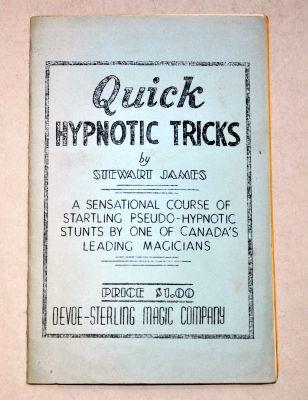Quick Hypnotic Tricks