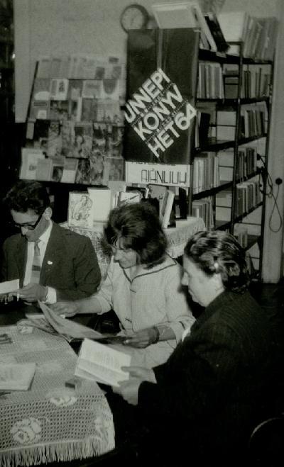 Ünnepi Könyvhét 1964 Karcag