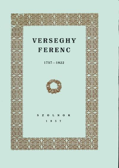 Verseghy Ferenc 1957