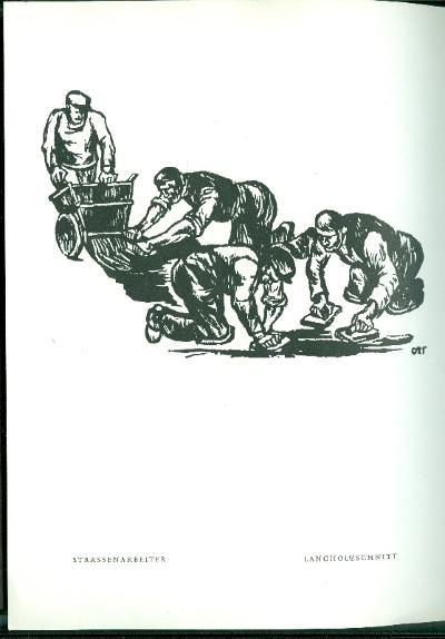 Herbert Ott Strassenarbeiter - kubikusok