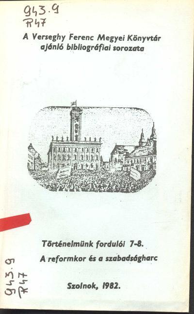 Történelmünk fordulói, 7-8