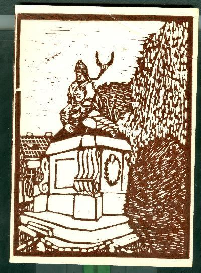 Jászkisér, I. Világháborús emlékmű Magyarország gyermekszemmel linómetszetekben Szávai István és a Szolnoki Metszőkör
