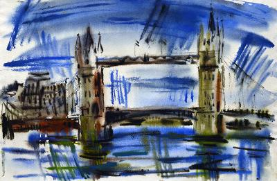 London. Tower Bridge (201)