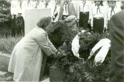 Kellner Gyula sírja