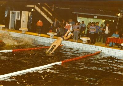 Mezőtúri úszóverseny