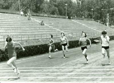 Női futók