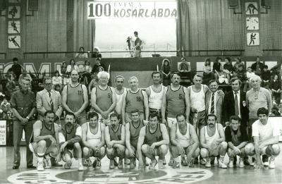 100 éves a kosárlabda
