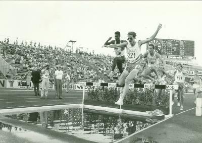 Budapest atlétikai verseny