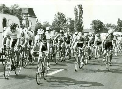 Kerékpározók