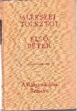 Tolsztoj Első Péter