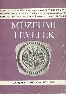 Múzeumi levelek, 59-60