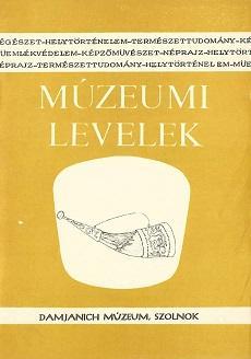 Múzeumi levelek, 61-62