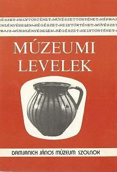 Múzeumi levelek, 39-40.