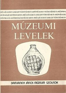 Múzeumi levelek, 49-50.