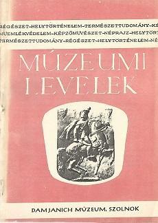 Múzeumi levelek, 27-28
