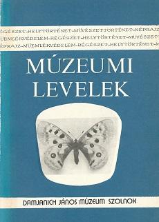 Múzeumi levelek, 69-70