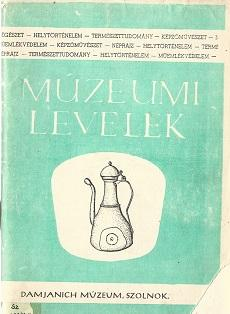 Múzeumi levelek, 11-12