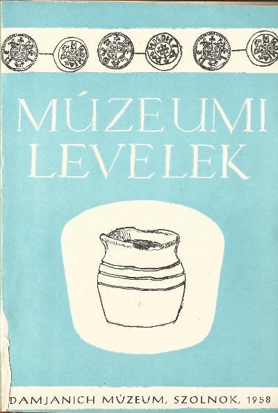 Múzeumi levelek, 1.