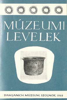Múzeumi levelek, 7-8