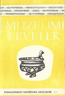 Múzeumi levelek, 9-10
