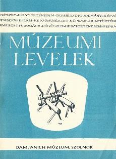Múzeumi levelek, 33-34