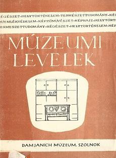 Múzeumi levelek, 37-38
