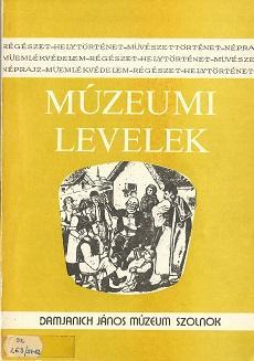 Múzeumi levelek, 51-52